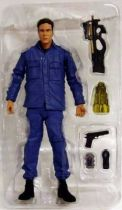 Stargate Atlantis (Serie 1) - Blue Uniform Daniel Jackson (exclusive)