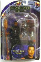 Stargate SG-1 (Serie 2) - Black Ops Teal\'c