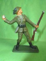 Starlux - Bersagliers Fighting - Throwing grenade (ref BC9)