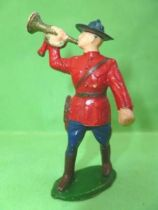 Starlux - Canadian Mounted Police - Footed bugle (ref 2344)