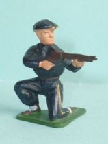 Starlux - Chasseurs Alpins - Type 2 - Firing rifle kneeling (r�f 22)