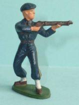 Starlux - Chasseurs Alpins - Type 2 - Firing rifle standing (réf 21)