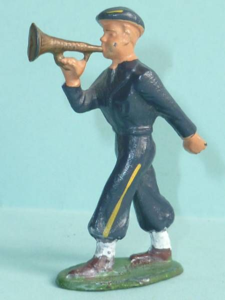 Starlux - Chasseurs Alpins - Type 2 - Marching bugle (réf 28)
