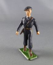 Starlux - Chasseurs Alpins - Type 3 - Marching officer (réf 25 late production)
