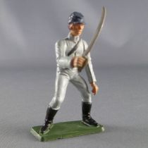 Starlux - Confederates - Regular Series - Footed sabre right hand (ref SX)
