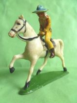 Starlux - Cow-Boys - Series 53 - Mounted Hands on saddle (ref 413)