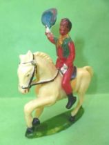 Starlux - Cow-Boys - Series 53 - Mounted Saluting (ref 412)