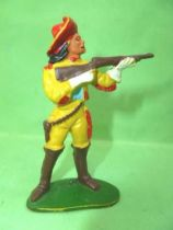Starlux - Cow-Boys - Series 53 Buffalo Bill - Footed Firing rifle standing (r�f 281)