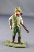 Starlux - Curiosity Soft Plastic 50mm - Very rare Hunter Gentlemen Farmer