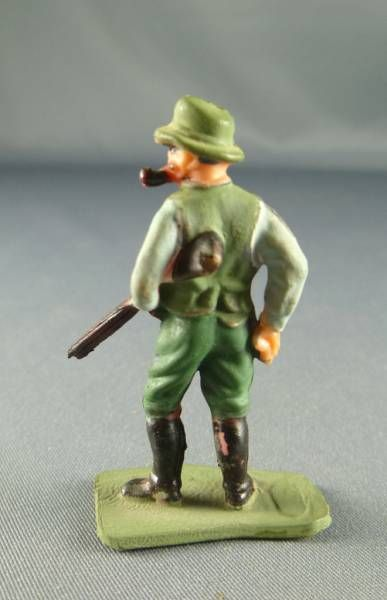 Starlux - Curiosity Soft Plastic 50mm - Very rare Hunter Gentlemen Farmer