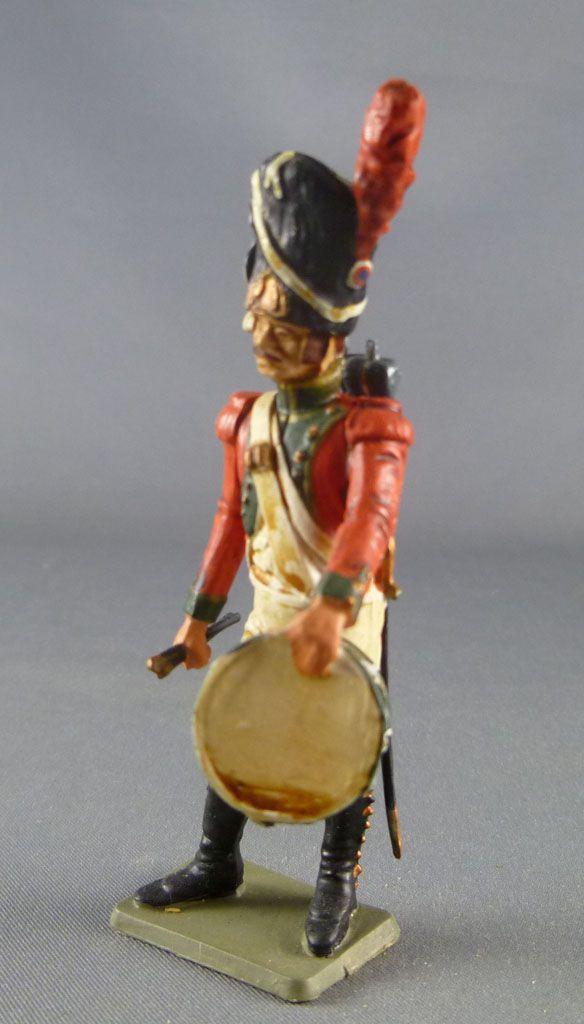 Starlux - Empire - Piéton 2ème Régiment 1806 - Tambour (réf SES32/FH60183)