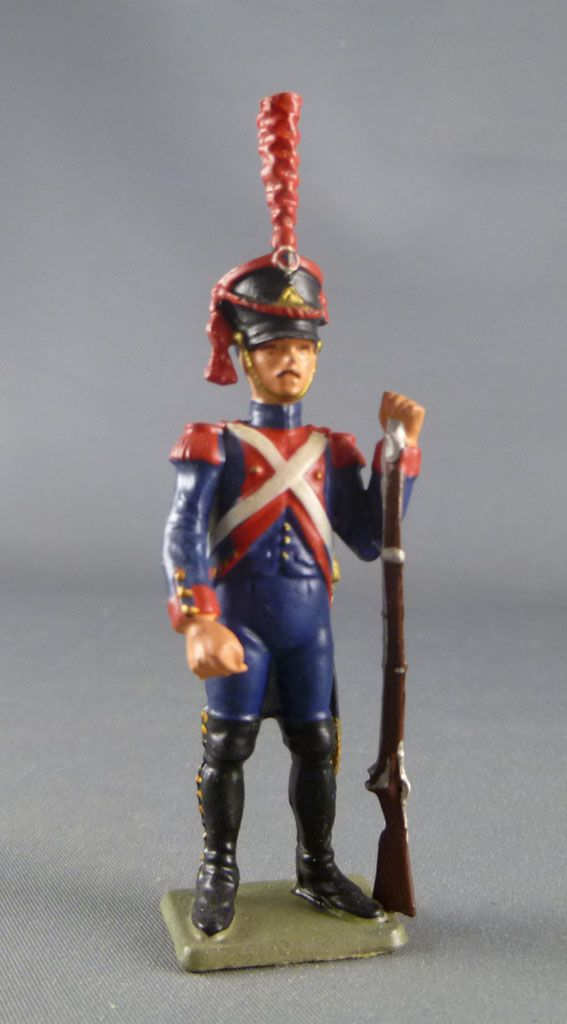 Starlux - Empire - Piéton Artilleur - De la Garde Pontonnier (réf 11/8090/FH60030)