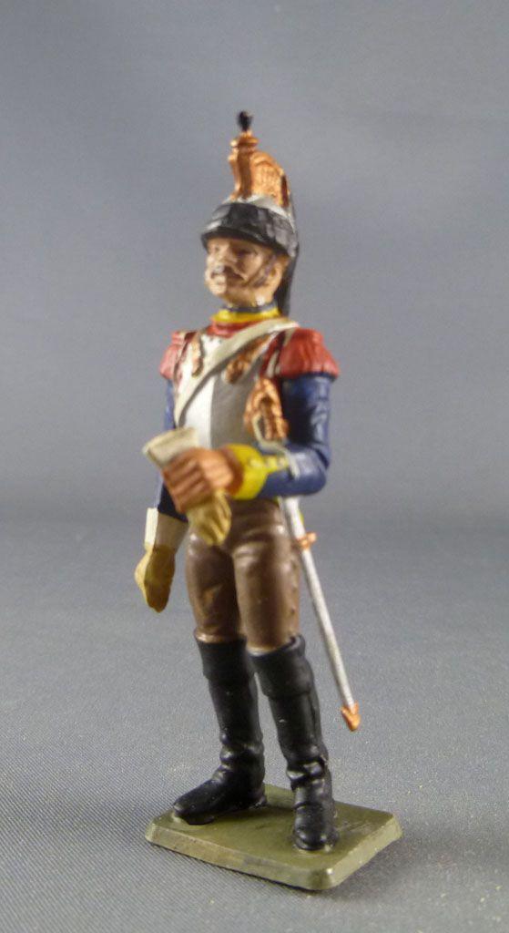 Starlux - Empire - Piéton Cuirassier - 9ème rgt 1805 Tenue de Campagne (réf 134/ES29/FH60113)