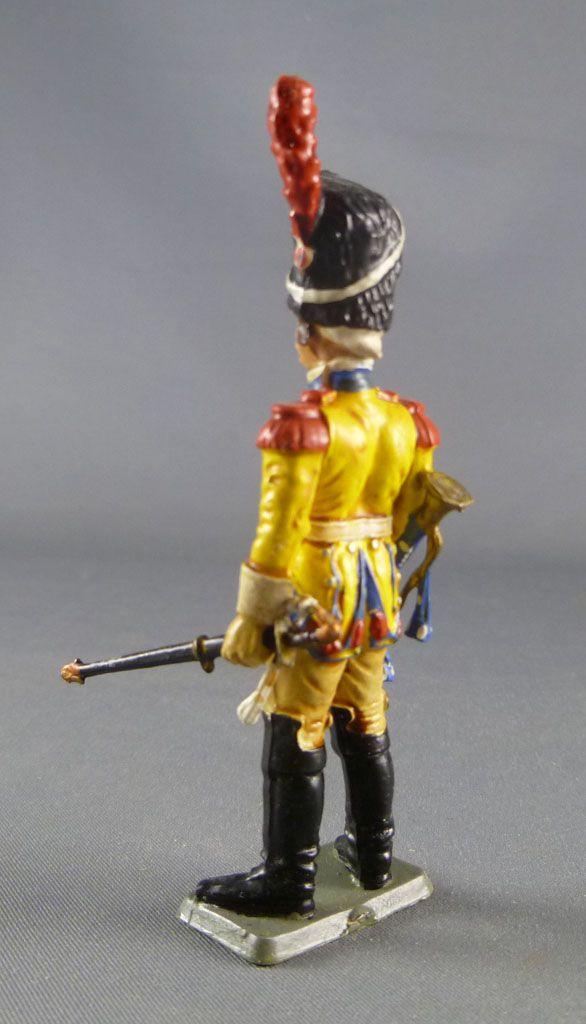 Starlux - Empire - Piéton Dragon - Trompette 21ème Rgt (réf 161 ES16/60131)