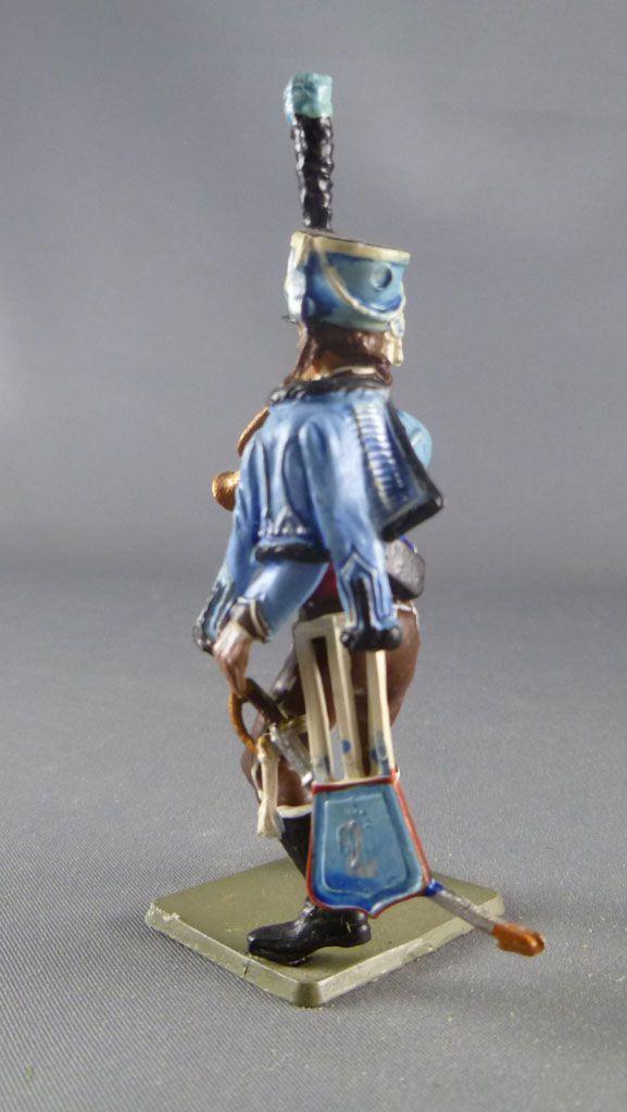 Starlux - Empire - Piéton Hussard 2éme rgt Trompette (réf 328/SES18/FH60317)
