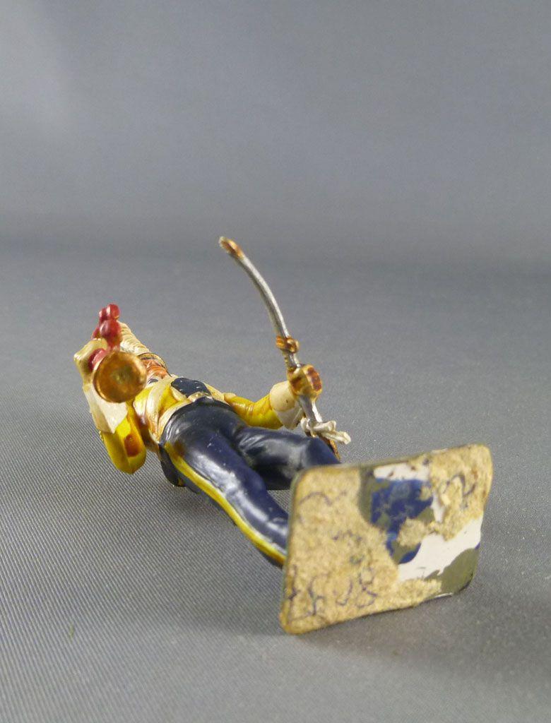 Starlux - Empire - Piéton Lancier de la Vistule Trompette (réf 362/ 8097/FH60371)