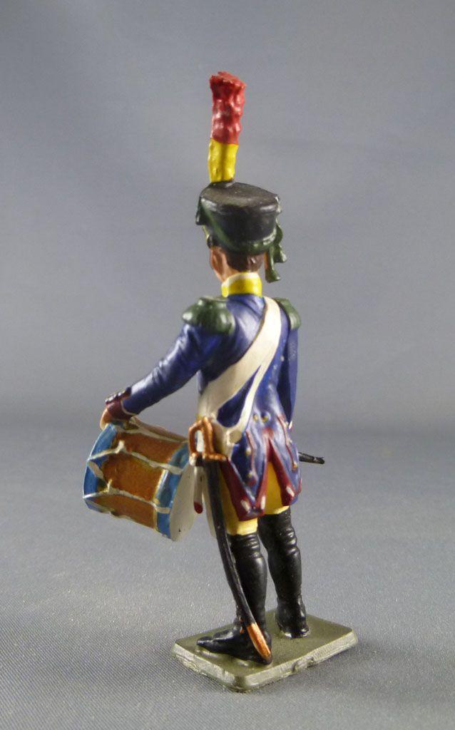 Starlux - Empire - Piéton Voltigeur - Tambour 96ème 1809-1810 (réf 475/SES32/FH60424)