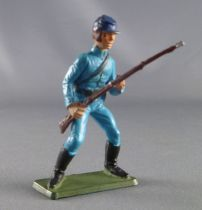 Starlux - Federates - Regular Series - Footed Rifle in right hand (light blue) (ref N7)