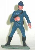 Starlux - Federates - Series regular - Footed Drinking waterbottle (dark blue) (ref N?)