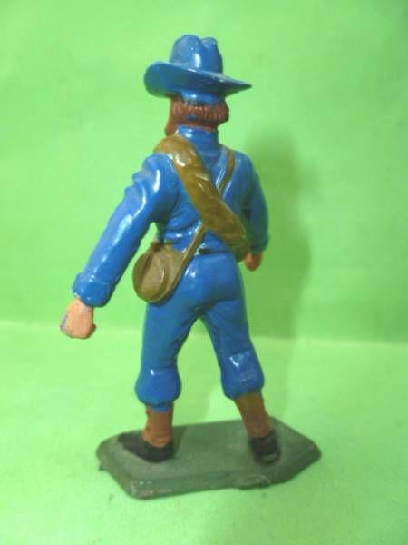 Starlux - Federates - Series regular - Footed Infantry walking (ref S?)