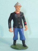 Starlux - Fireman 1st serie - Stretcher man (ref 239)