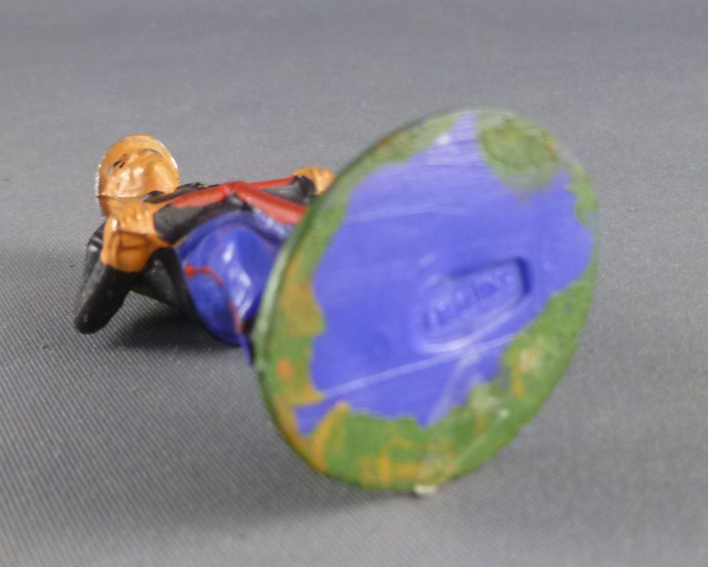 Starlux - Fireman 1st series - With key  (ref 222)