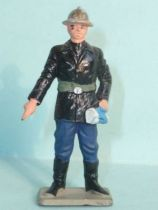 Starlux - Fireman 2sd serie - Officer with light (ref SP1)