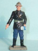 Starlux - Fireman 2sd serie - Officer with light (ref SP1)