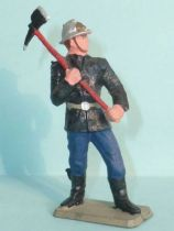 Starlux - Fireman 2sd serie - With axe (ref SP6)