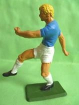 Starlux - Football (Soccer) (blue & white) - Shooting right foot