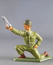 Starlux - French Infantry - Serie Luxe - Mortar servant (ref 5007)