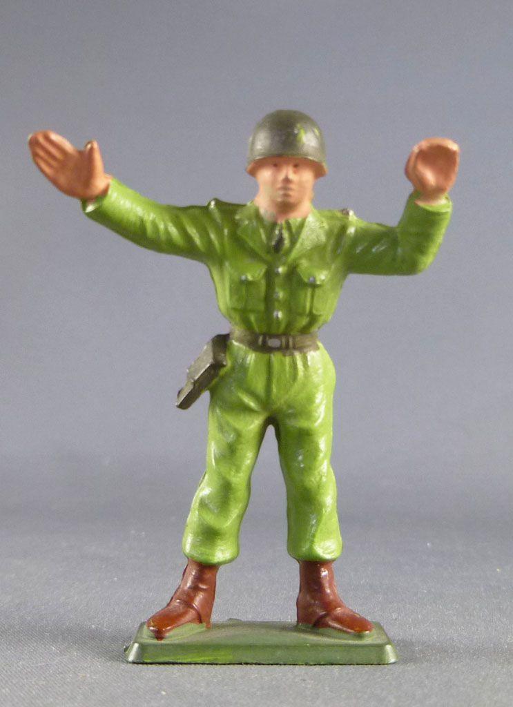 Starlux - French Infantry - Serie Luxe - Telemetre servant (ref 5011)