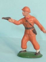 Starlux - French Infantry - Type 1 - Officer with pistol (réf 4)