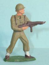 Starlux - French Infantry - Type 2 - Machine gun (ref 3)