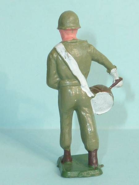 Starlux - French Infantry - Type 3 - Drum (réf 9)