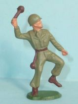 Starlux - French Infantry - Type 3 - Grenade thrower (réf 7)