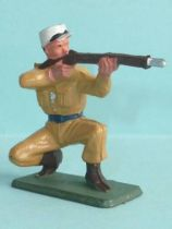 Starlux - French Legion - Series Luxe (Sand color) - Firing rifle kneeling (ref 5092)