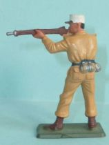 Starlux - French Legion - Series Luxe (Sand color) - Firing rifle standing (ref 5091)