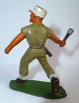 Starlux - French Legion - Type 2 - Fighting throwing grenade (oval base) (réf 90)