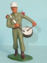 Starlux - French Legion - Type 3 - Marching drum (ovale base) (ref 89)
