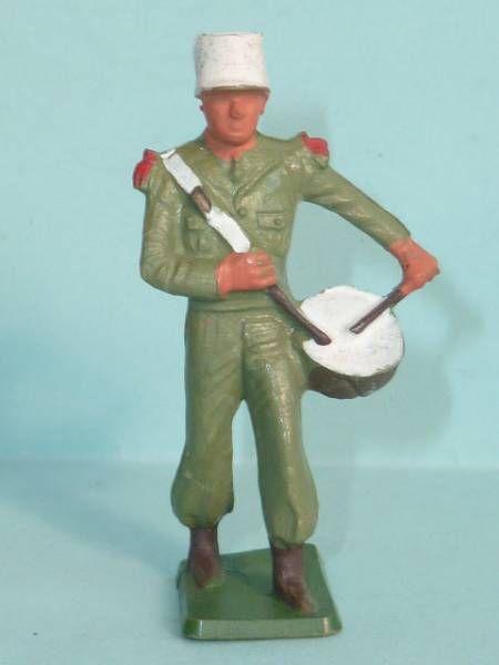 Starlux - French Legion - Type 3 - Marching drum (rectangular base) (réf 89)