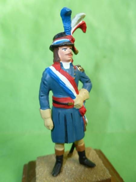 Starlux - French Revolution - Commissaire du peuple no Box (ref RF50057)