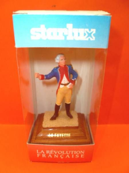 Starlux - French Revolution - Lafayette Mint in Box (ref RF50019)