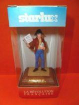 Starlux - French Revolution - Newspaper barker Mint in Box (ref RF50055)