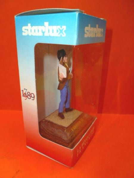 Starlux - French Revolution - Newspaper barker Mint in Box (ref RF50055)