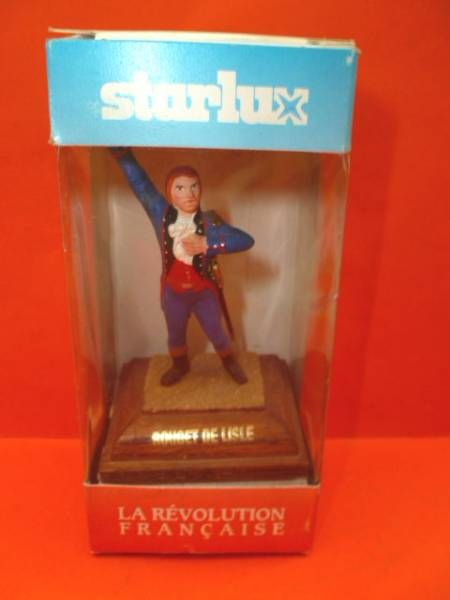 Starlux - French Revolution - Rouget De L\'Isle Mint in Box (ref RF50023)