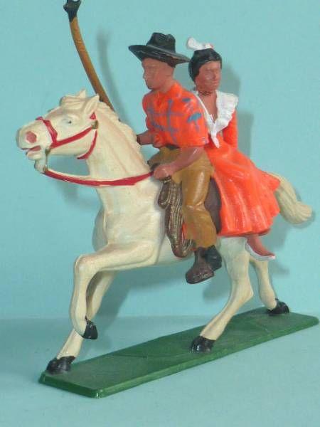 Starlux - Gardians - Vincent & Mireille orange (ref 5502)