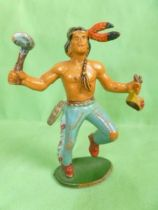 Starlux - Indians - Series Luxe 55/56 - Footed Scalp & tomahawk (custom)