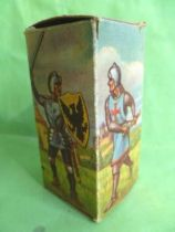 Starlux - Middle-age - serie 58 - ref  6003 - Empty Box for footed lord fighting sword square shield