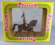 Starlux - Mounted French Republican Guard - Major Officer Mint in Box (ref 7201)